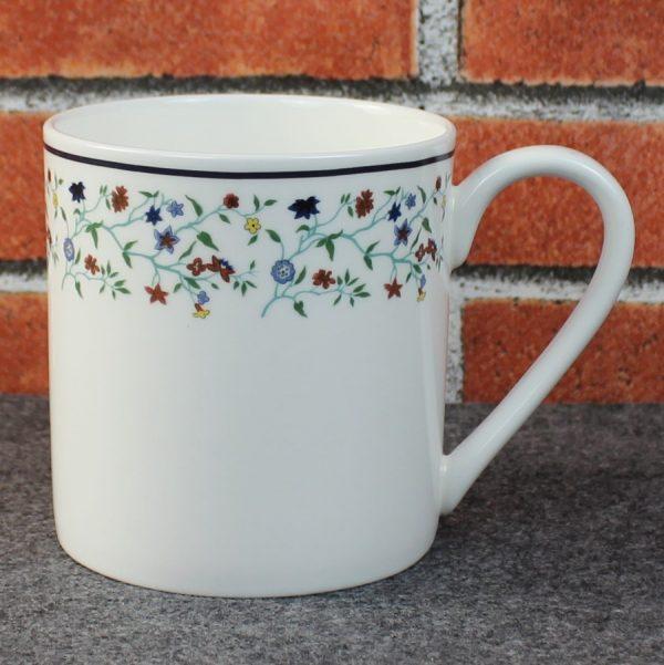Smith College Maytime China pattern mug