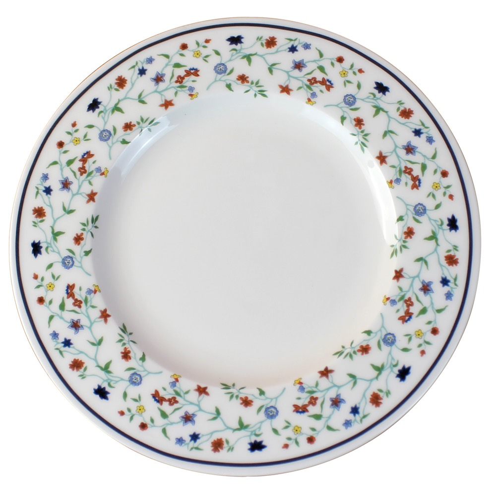 Smith College Maytime China pattern salad plate